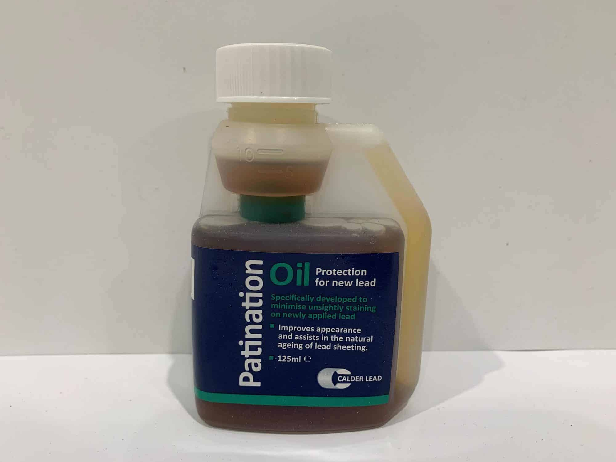 Patination Oil - 125ml